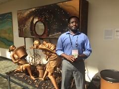 """Emeka Ikebude with """"The Stream"""""""
