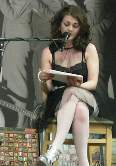 Keleigh Wolf reads from Bacchus' Bachelorette at Schuler Books and Music Downtown