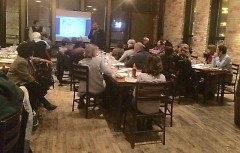 """Know Your Rights"" training at Grand Rapids Brewing Company"