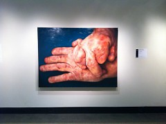 A Case of Living at Collins Art Gallery