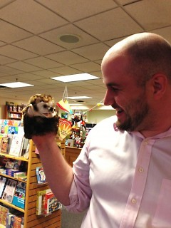 Holton at Schuler Books