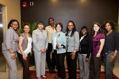 The 2012 Service to Children Award Recipients