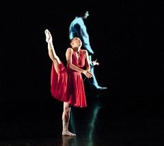 "GRB dancer Yuka Oba performs ""Not Afraid of Inconvenience"" choreographed by Thomas Dancy"