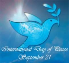 Celebrating International Day of Peace - 2011