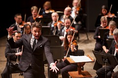 Guest conductor Jacomo Bairos leads the Grand Rapids Symphony in free concerts during ArtPrize 10, Friday and Saturday, Sept. 28