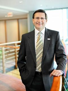 Jim Dunlap, President of Huntington Bank - DCT Award Winner