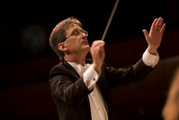 Associate Conductor John Varineau leads the Grand Rapids Symphony for the final 2018-19 Great Eras Series concerts