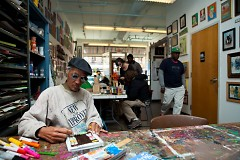 Willie Jones at Heartside Gallery and Studio