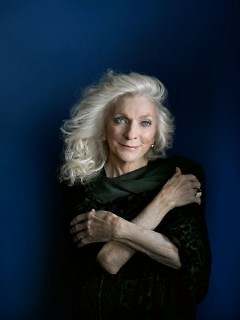 Judy Collins performing at SCMC on February 1, 2018