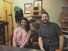 Kiran Sood Patel, Quinn Mathews