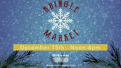 Kringle Market Pop-Up