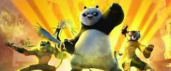 """Kung Fu Panda"" from DreamWorks Animation"