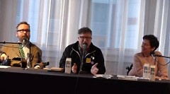 Laughfest DisArt Panel