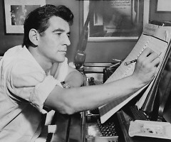 Leonard Bernstein was celebrated as a conductor, composer, pianist and educator in his lifetime.