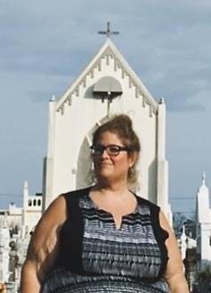 Lisa Ann Cockrel, director of the  Festival of Faith & Writing