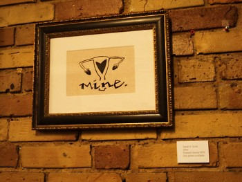"""Mine"" by Sarah Scott"