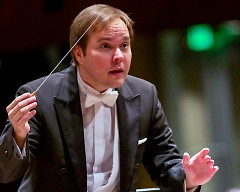 Music Director Marcelo Lehninger begins his third season at the helm of the Grand Rapids Symphony