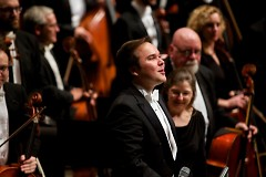 Brazilian-born conductor Marcelo Lehninger is in his second season as music director of the Grand Rapids Symphony.