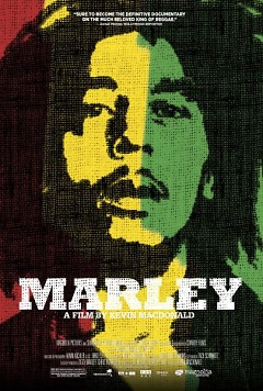 Movie poster for Marley film