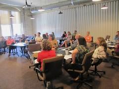 The May Conversation Starter focused on Dan Pallotta's TED talk.