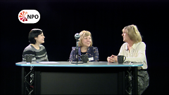 Lewis and McCormick on GRTV's NPO Showcase
