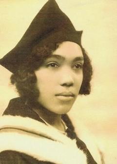 Merze Tate (1905 - 1996) graduated from WMU, Harvard University and Oxford University