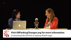 Kara Wood and Julie Way on GRTV's NPO Showcase