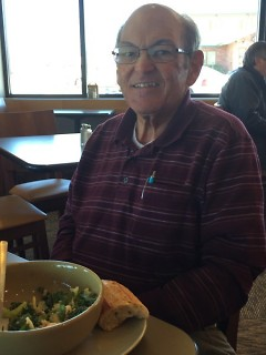 Zukerman, now in his 60s, still enjoys participating and recruiting for Access of West Michigan Annual Hunger Walks.