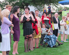 July 25 showing of Rocky Horror Picture Show