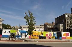 2 West Fulton Mural
