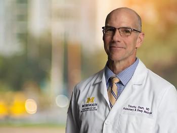Timothy Daum, MD: Pulmonologist and Medical Director of Sleep Medicine