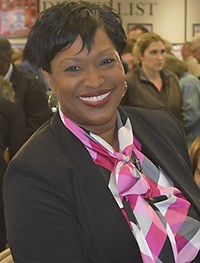 """GRPS Superintendent Teresa Weatherall Neal hopes the Trump administration and public-school officials can """"learn and come togeth"""