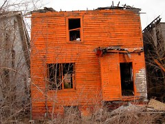 One house from Detroit's Project Orange