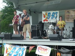 Entertainment at Taste of Grand Rapids 2011