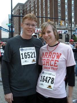 Ryan and Cori Curtis