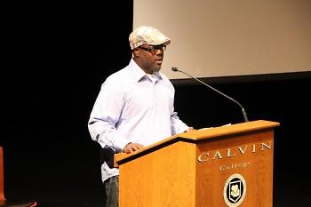 Pastor Troy Evans
