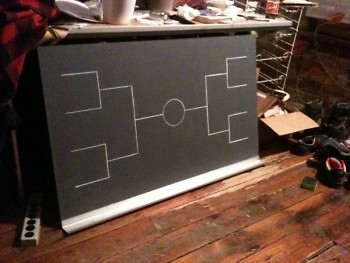 """Master chalkboard."""
