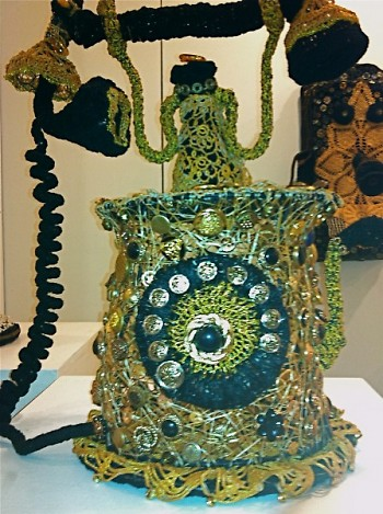 """Detail of """"Telephone Tales."""""""