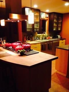 Mast's kitchen