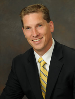 Mark Huizenga will move from City Commissioner to Mayor