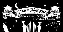 Event Poster - Devil's Night!