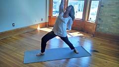 Raechel Morrow from GR Center for Healing Yoga