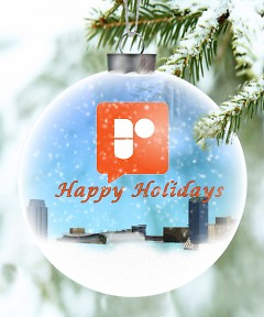 Our budding digital artist and web developer, Ron Woldyk, wishes you a happy holiday season.