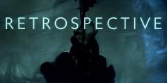 "A still from Belote's film ""Retrospective"""
