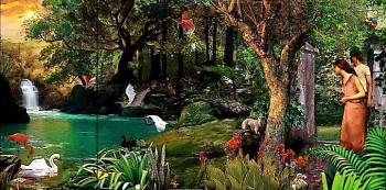 Return to Eden by Sandra Bryant
