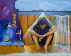 Artwork by Reyna Garcia - Voices of Hope/Voces de Esperanza: Part 2