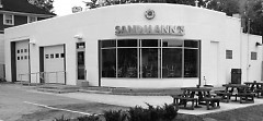After re-investment, home to Sandmann's another neighborhood grown business.