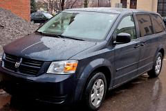 Johnny's 2008 Dodge Caravan
