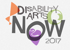 Disability Arts Now