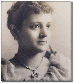 Virginia Reno Ives, grandmother of John R. Hunting